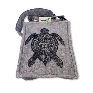 Clea Ray 100% Cotton Turtle Crossbody